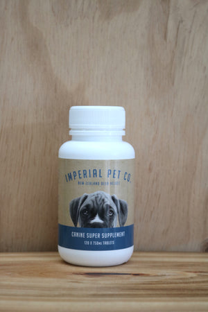 NZ Deer Velvet Canine Super Supplement