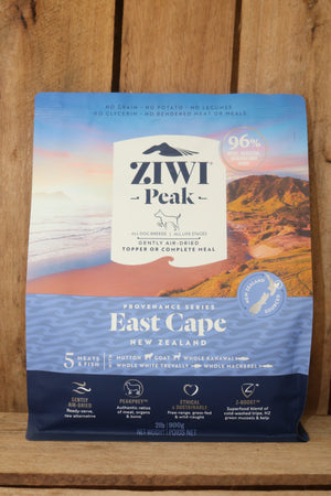 ZIWI® Peak Air-Dried Provenance Series - East Cape for Dogs