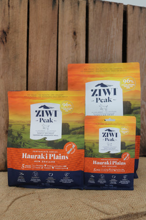 ZIWI® Peak Air-Dried Provenance Series- Hauraki Plains For Dogs