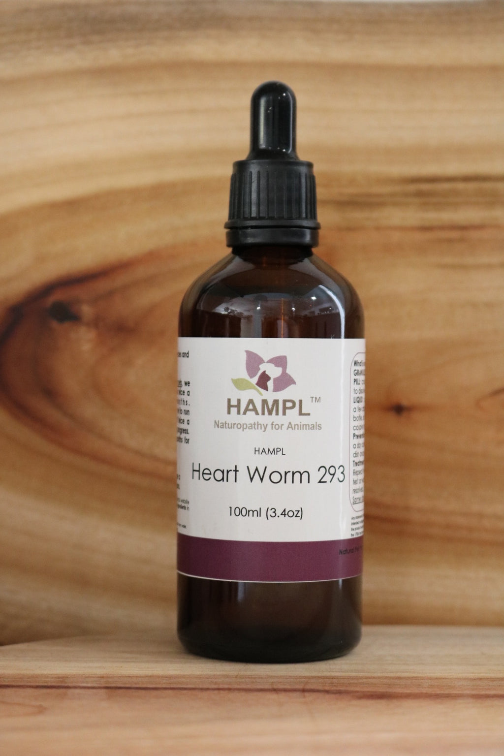 HAMPL Homeopathic Heartworm AN293