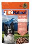 K9 Natural Lamb & Salmon Feast Freeze Dried Complete Raw Diet