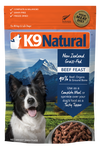 K9 Natural Beef Feast Freeze Dried Complete Raw Diet