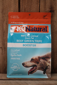 K9 Natural Beef Green Tripe Freeze Dried
