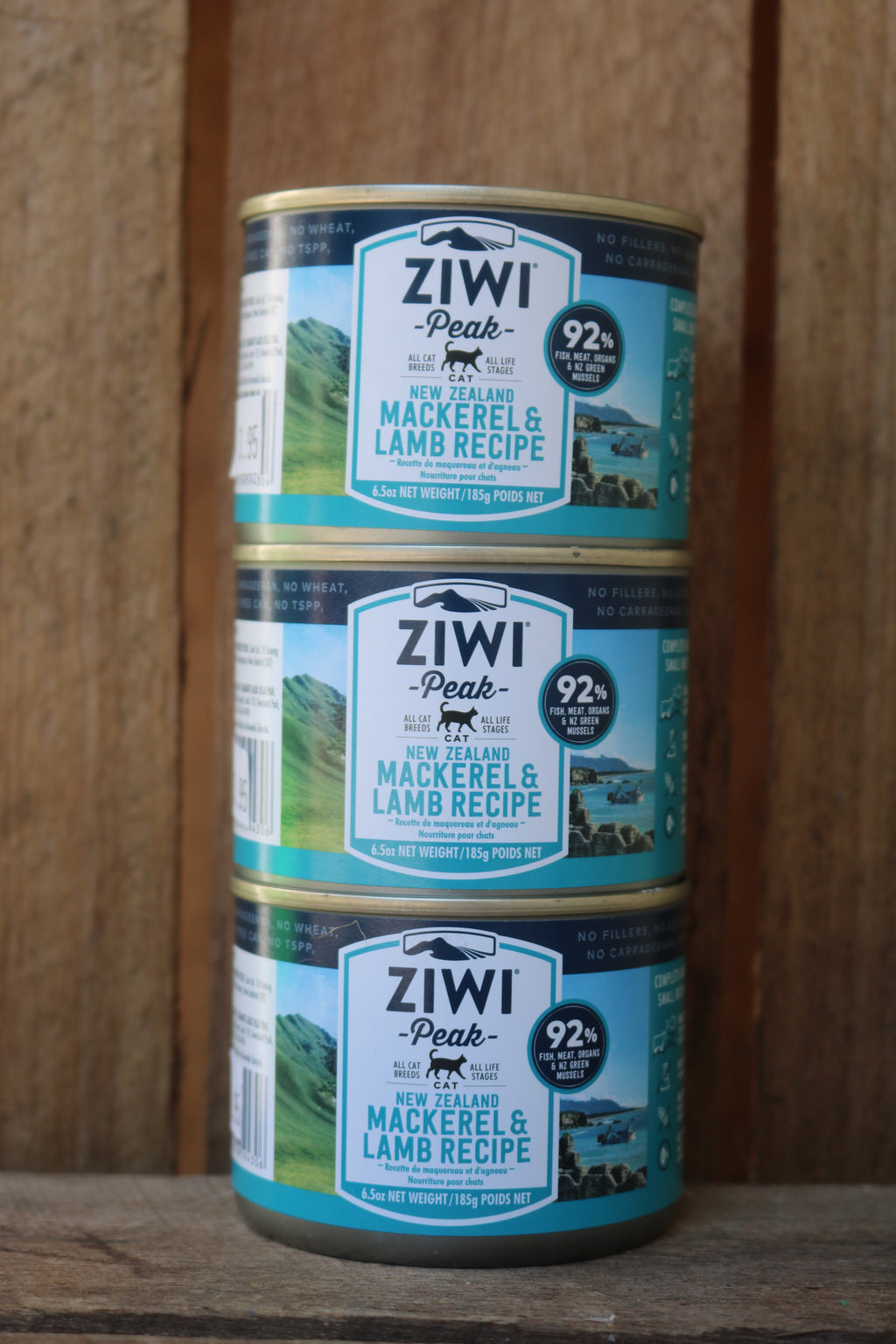 Ziwi Peak Moist Mackerel & Lamb Recipe For Cats