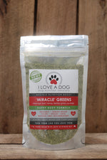 Miracle Greens - Happy Body Formula