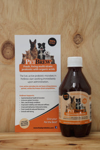 Pet Brew Live Probiotic 350ml