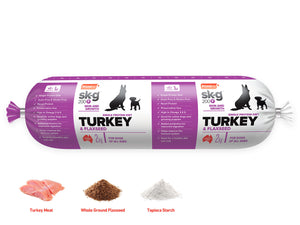 Prime 100 Turkey & Flaxseed SPD Rolls