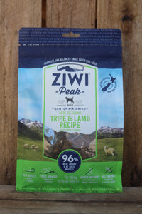ZIWI® Peak Air-Dried Tripe & Lamb For Dogs