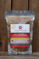 Vita Veggie Mix -- Blissful body and mind formula-  Frozen 700g