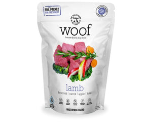 Woof Lamb Freeze Dried Dog Food