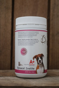 Dynacol Zeolite - canine & feline (Augustine Approved)