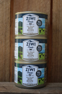 Ziwi Peak Moist Beef Recipe For Cats