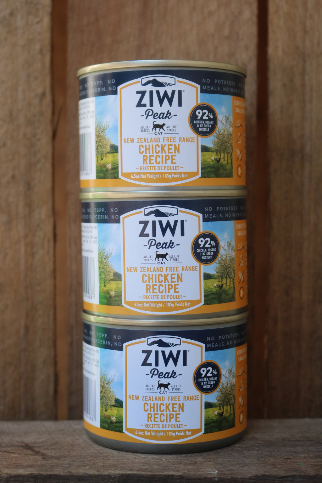 Ziwi Peak Moist Free-Range Chicken For Cats
