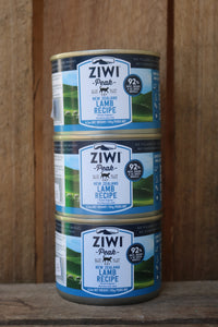 ZIWI® Peak Wet Lamb Recipe For Cats