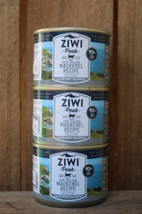 ZIWI® Peak Wet Mackeral Recipe For Cats