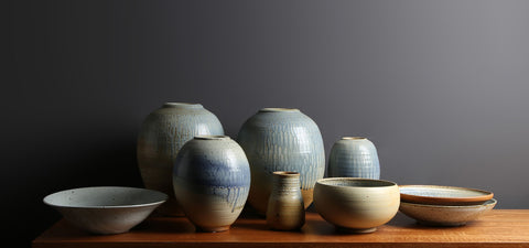 studio ceramic vases