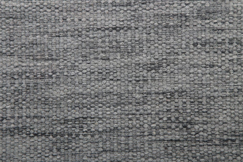 flat weave dhurries wool dove gray