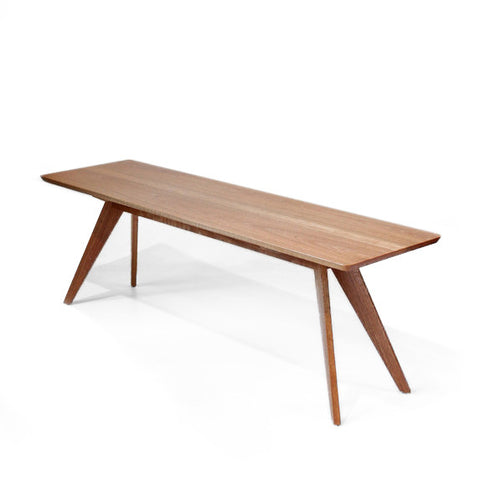 bench solid timber