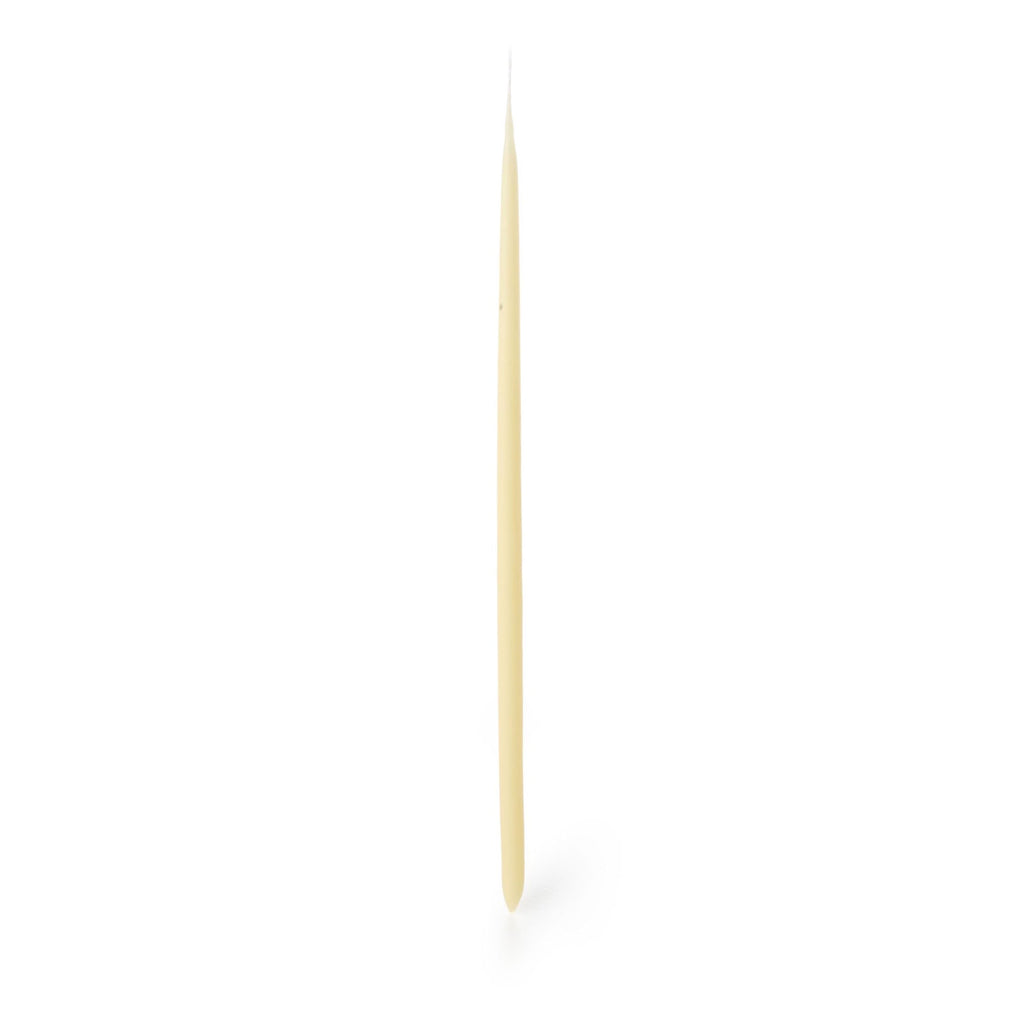 thin taper candle 35cm