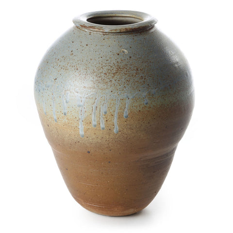david collins - hand thrown extra large vase #1