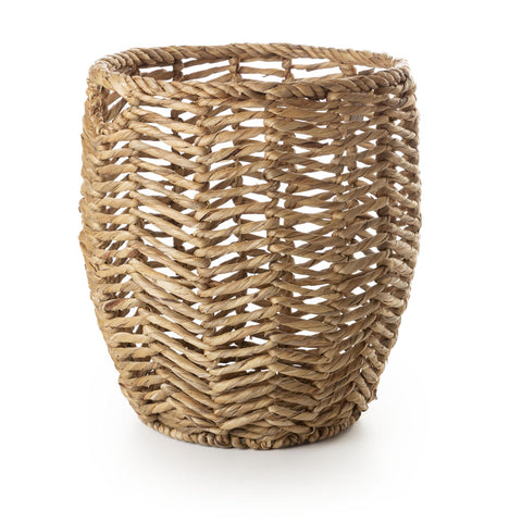 round weaved basket - medium
