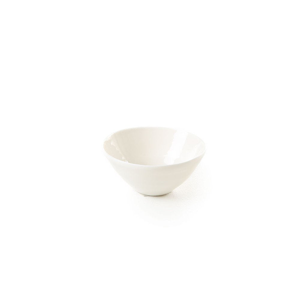 coad hand thrown porcelain small bowl 0x total, 4x remaining