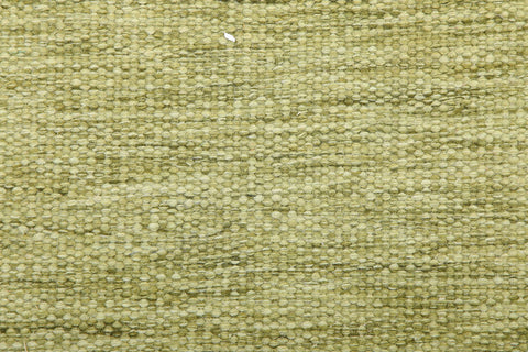 flat weave dhurries wool celery green