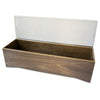 planet furniture blanket box