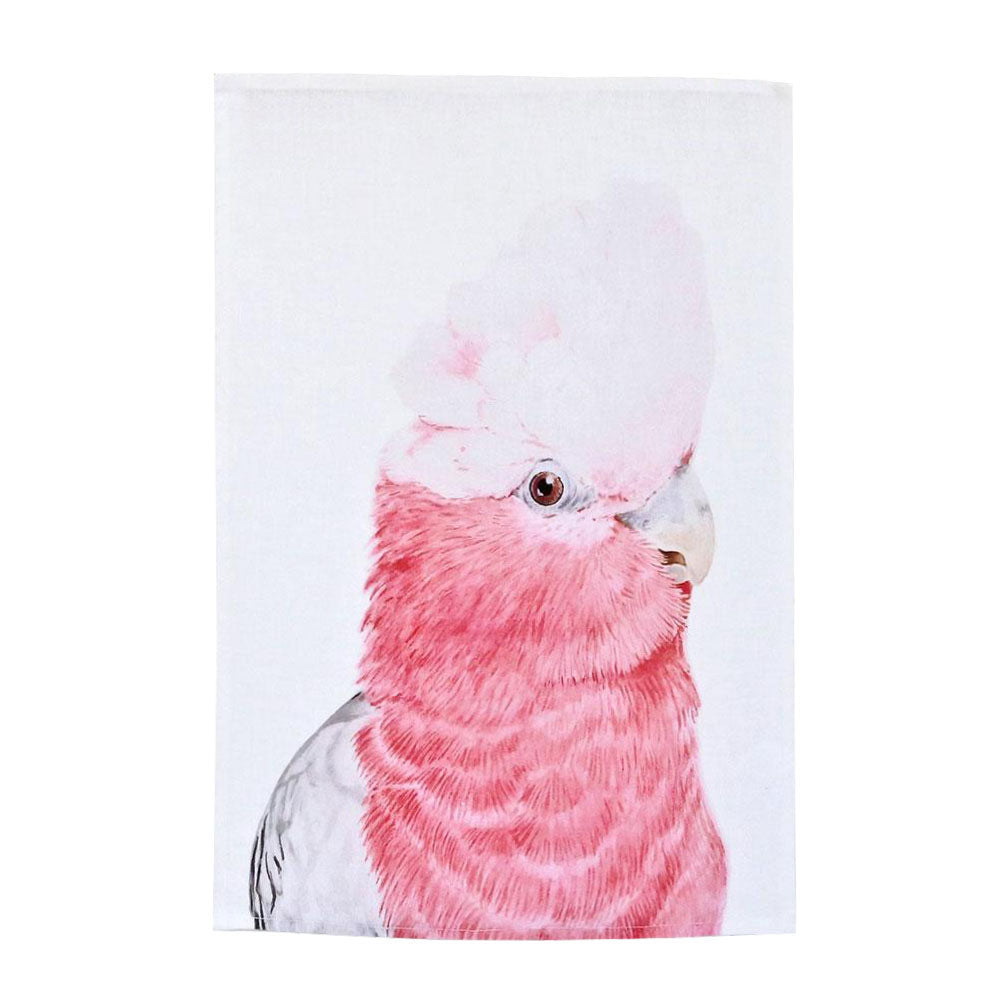 galah tea towel