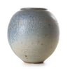 collins medium vase - cobalt blue glaze