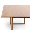 slim slab dining table