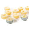 24 tea lights + 2 x reusable tins