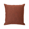 planet silk cushion with feather & foam insert