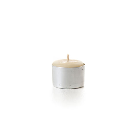 pure beeswax tea light candles (pack of 9)