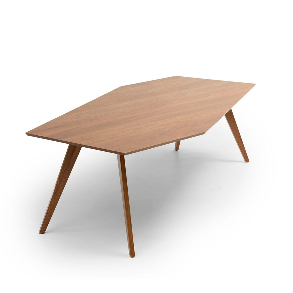 irregular dining table