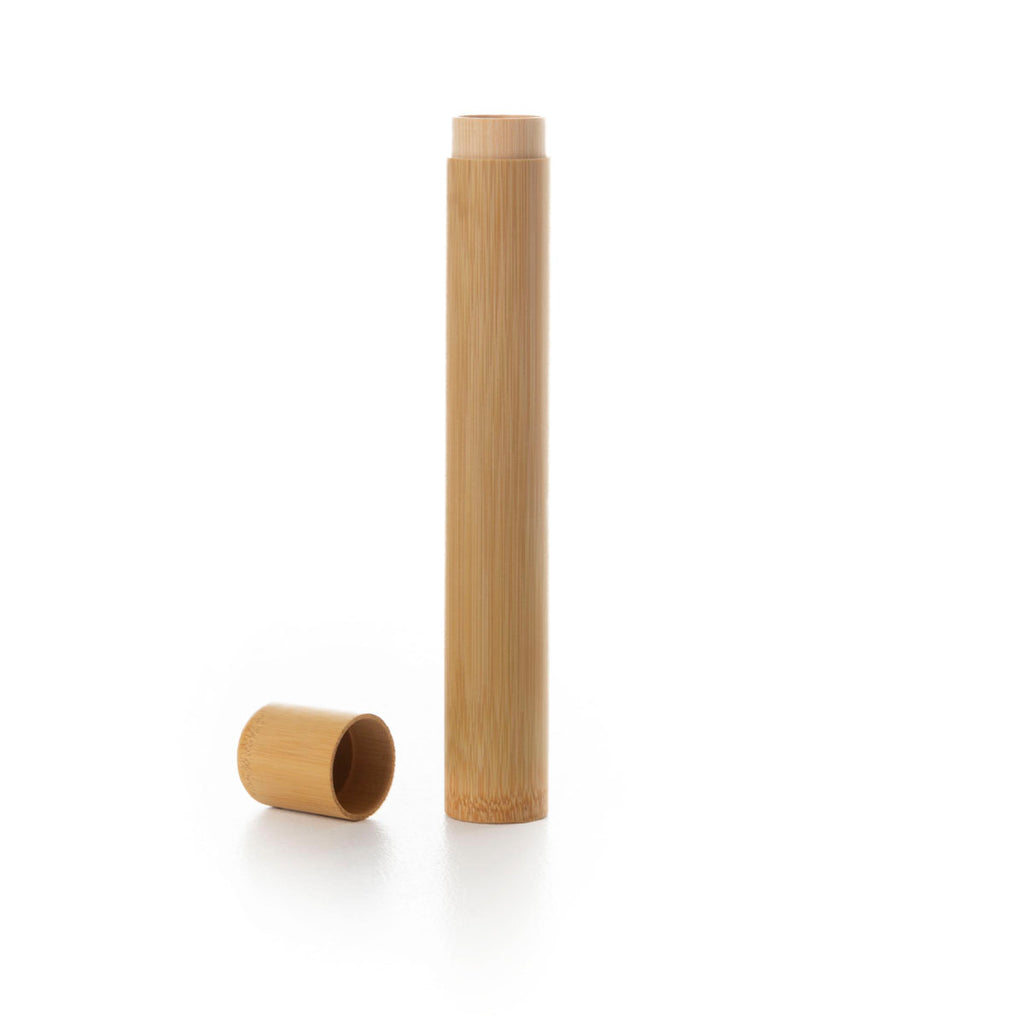bamboo toothbrush cover