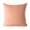 handspun and handwoven cotton cushion madder / rafia - dry clean only