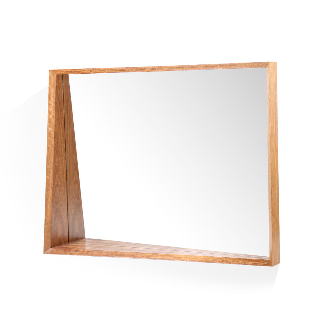 timber solid mirror