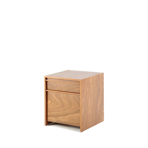 file & pencil drawer solid timber