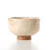 japanese ceramic tea bowl - hagi
