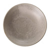 alessandro grey shallow bowl