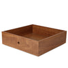 under bed box solid timber