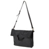 toppy leather bag - large gunmetal