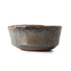 everett large serving bowl molten glaze