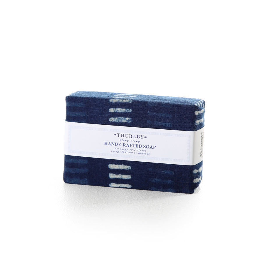 indigo hand crafted soap