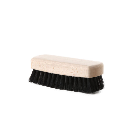 shoe shining brush- dark