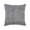 handspun and handwoven wool cushion