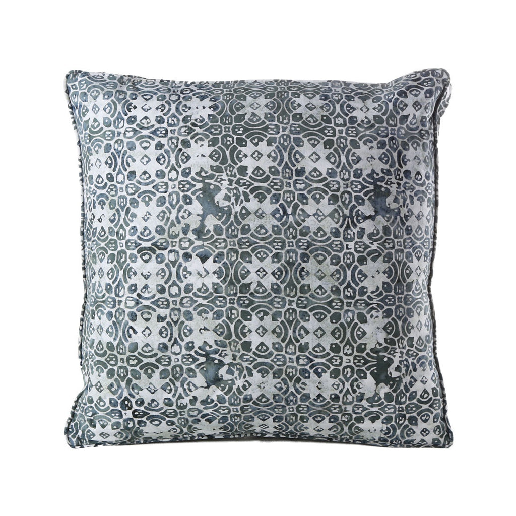 hailstorm floral cotton cushion - hand wash in cool water