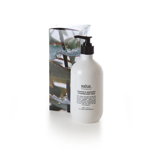 tuberose grapefruit hydrating hand wash