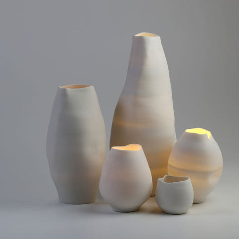 porcelain dint light